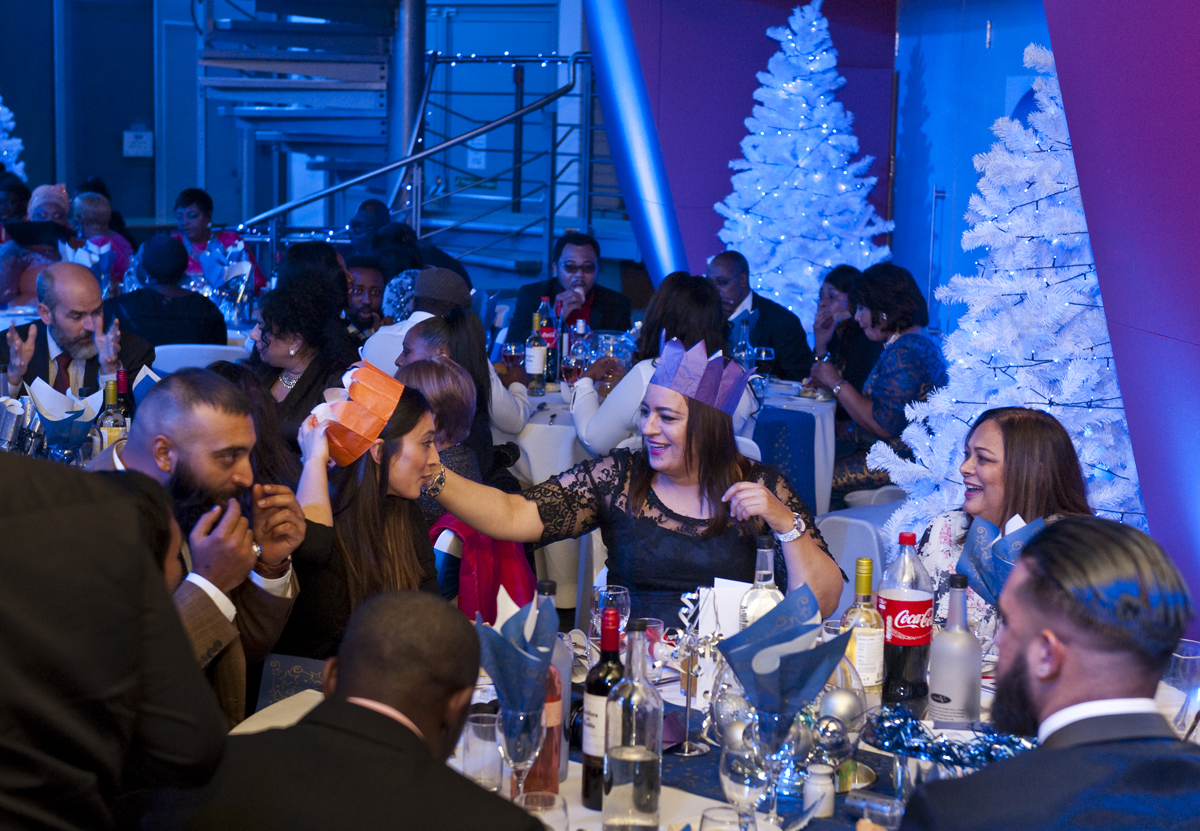 Hold your Christmas party at CEME