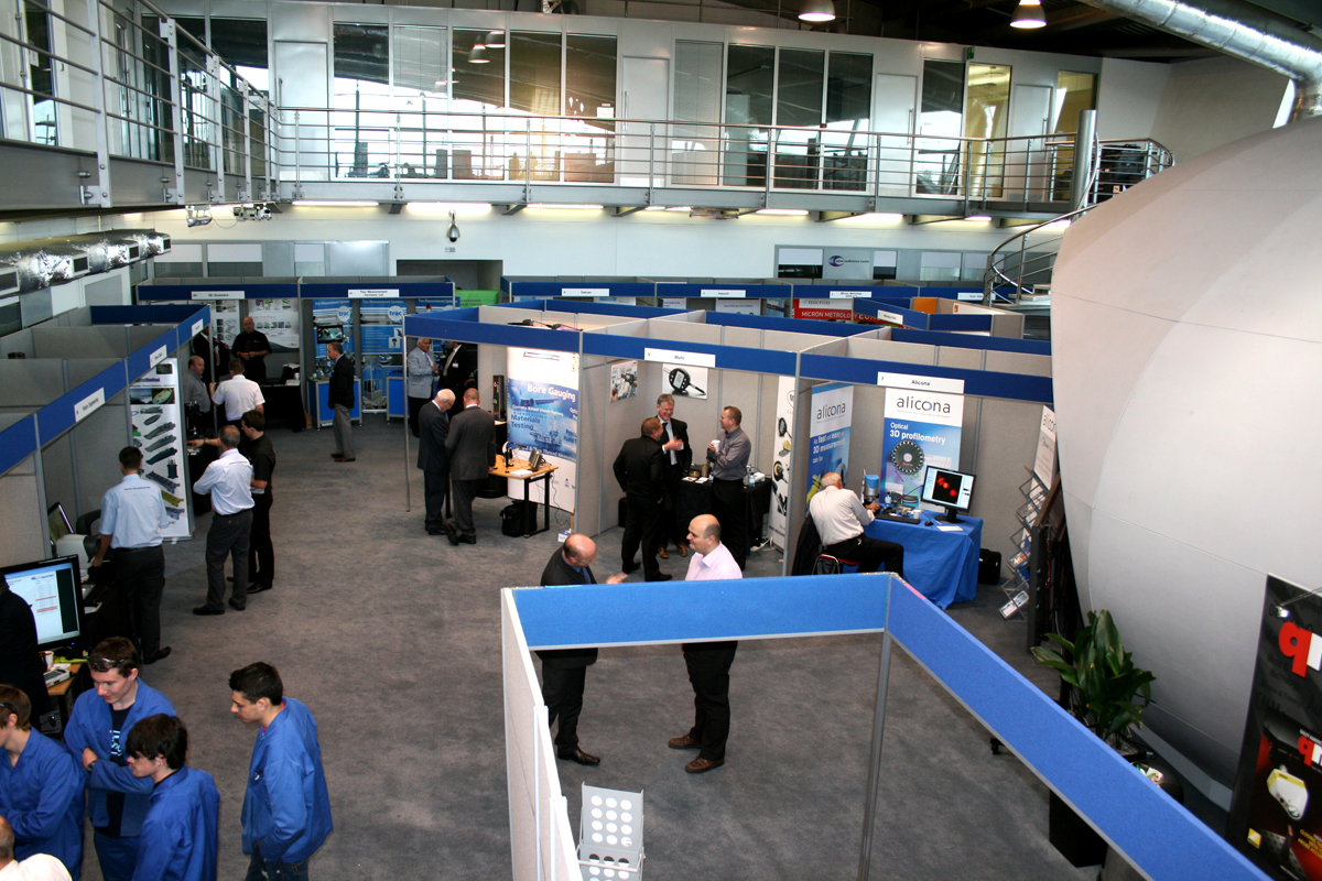 Move your exhibition space from the Olympic Park to the CEME Conference Centre