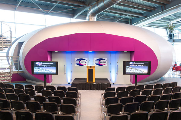 Move your Wapping presentation space to CEME Conference Centre