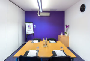 Small meeting room at CEME Conference Centre