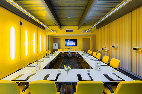 Large executive meeting room
