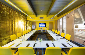 Medium meeting rooms at CEME Conference Centre
