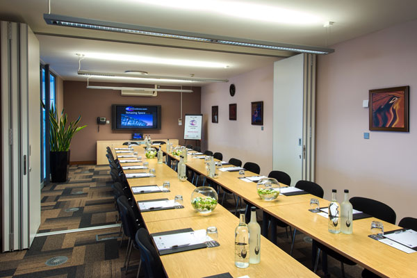 We also have larger boardroom spaces