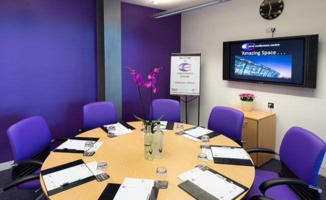 Swap your St Luke's meeting room for CEME Conference Centre