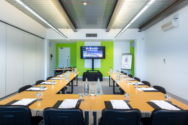 Adaptable training rooms