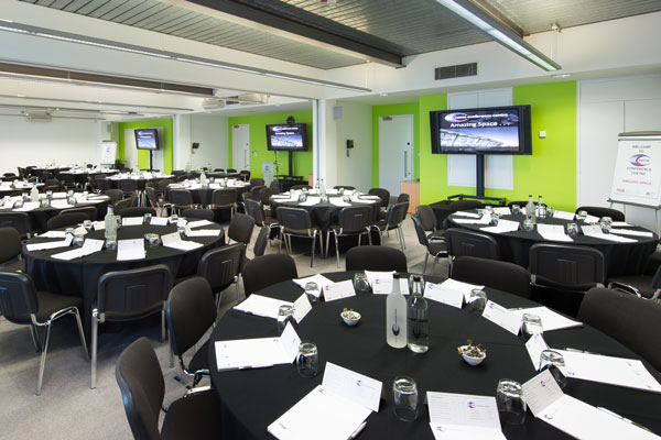 Swap your Portsoken large meeting room for CEME Conference Centre