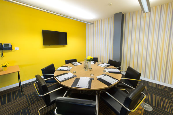 Small executive meeting room