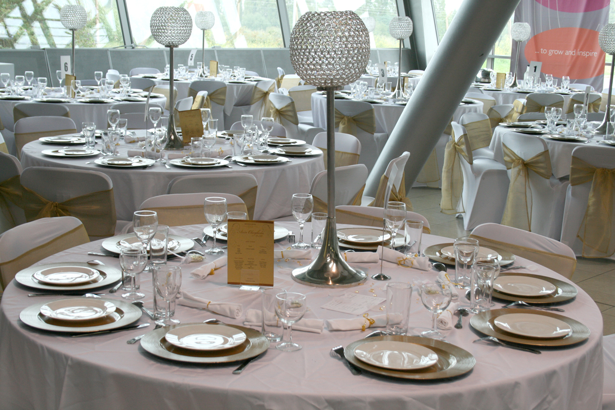 Move your wedding from Canning Town to CEME Conference Centre