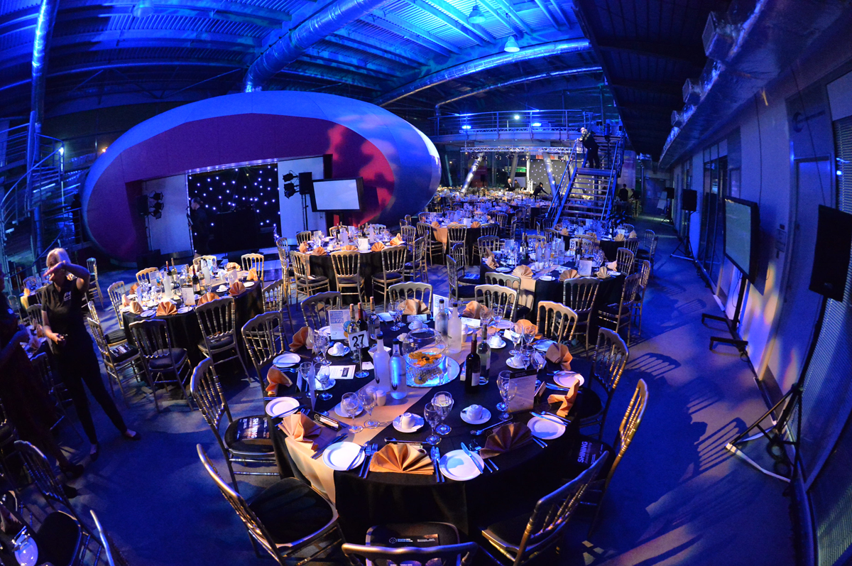 Swap your Kings Cross awards and events space for CEME Conference Centre