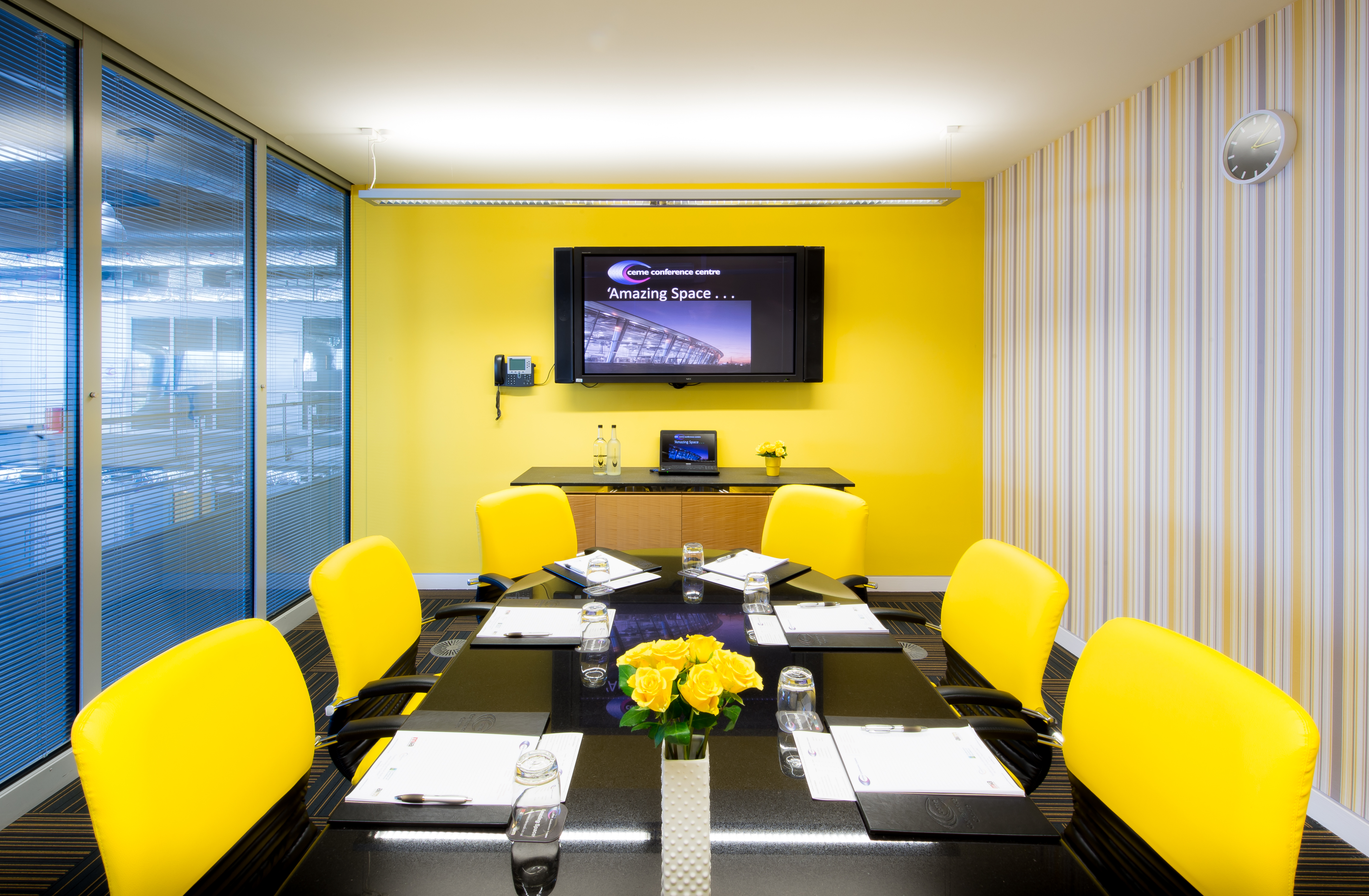 Move your meetings venue from Stratford to CEME Conference Centre